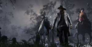 Update Game Red Dead Online Akan Tambah Panther Legendaris
