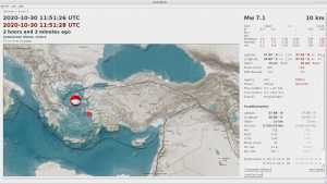 Gempa dan Tsunami Yunani Tidak Berdampak ke Indonesia