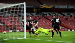 Arsenal Unggul 2-0 atas Dundalk di Babak Pertama