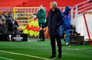 Tottenham Kalah 0-1 dari Antwerp, Mourinho Kecewa Berat