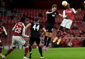Arsenal Menang Telak 3-0 atas Dundalk di Liga Eropa 2020-2021
