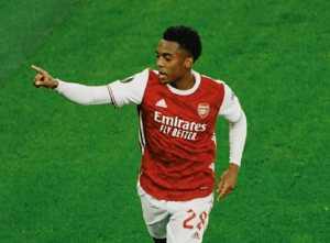 Bantu Arsenal Menang Besar atas Dundalk, Ini Komentar Joe Willock