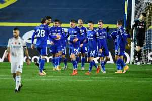 Leicester City Gilas Leeds United 4-1 di Kandang Lawan