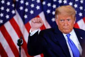 Lapor ke Mahkamah Agung, Trump Ingin Penghitungan Suara Dihentikan