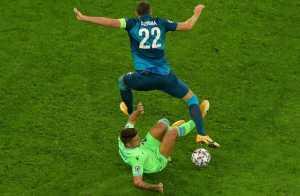 Zenit vs Lazio Berakhir Imbang 1-1