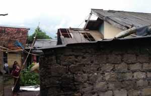 Angin Puting Beliung Terjang Bogor, Sejumlah Rumah Warga Rusak