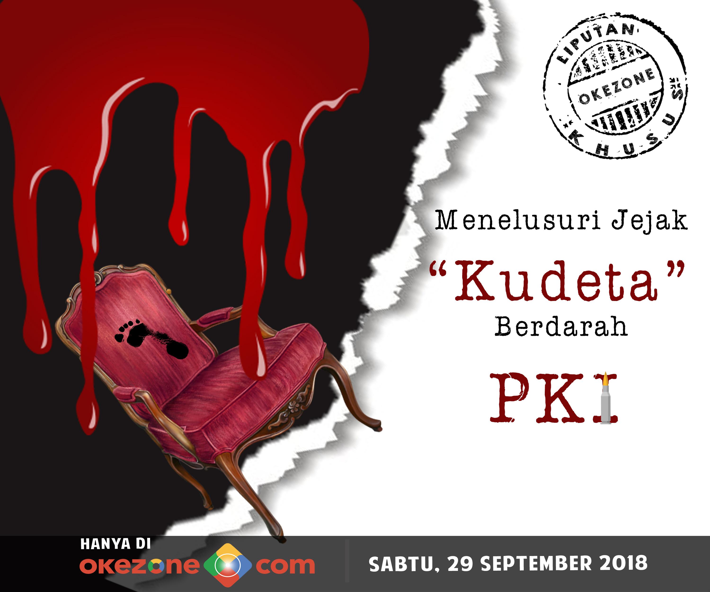 BANNER KUDETA BERDARAH PKI -