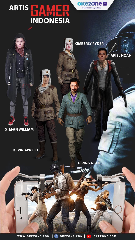 Artis Gamers Indonesia -