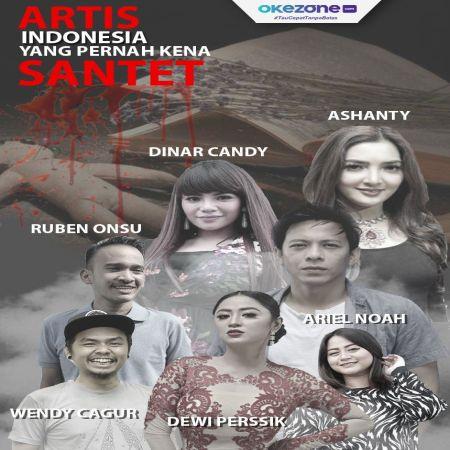 Artis Indonesia Terkena Santet - Foto: Faridha Anillah/Okezone