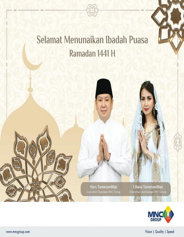 Selamat Menunaikan Ibadah Puasa Ramadan 1441 H -