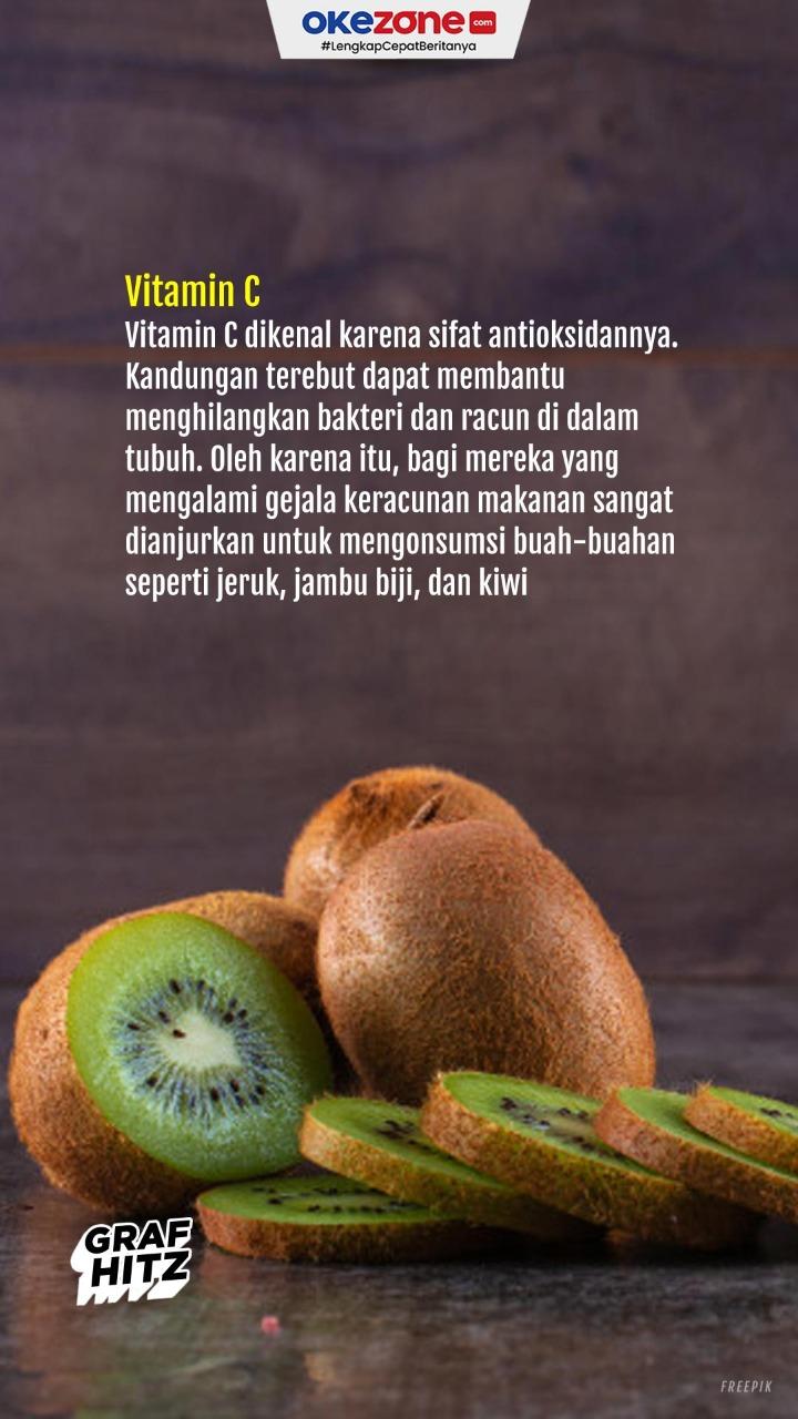 Makanan Penangkal Racun -
