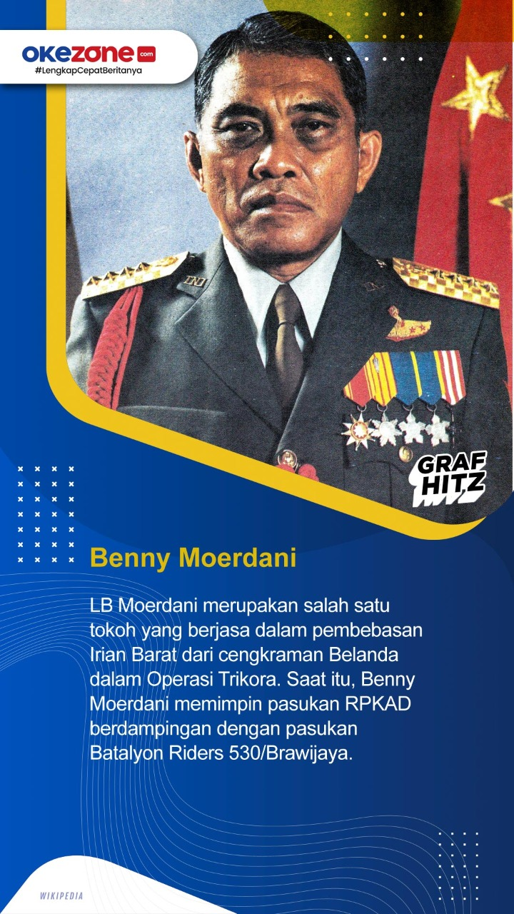 5 Prajurit Kopassus yang Fenomenal, Ada Prabowo Subianto -