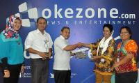 Okezone Raih Swara Sarasvati Award 2014