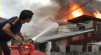 Gudang Kitab di Ponpes Selamat Kendal Terbakar