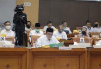 Menag Beberkan 13 Program Penanggulangan Dampak Covid-19 di Madrasah