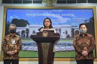 Fakta-Fakta Sri Mulyani hingga Erick Thohir Kolaborasi Selamatkan UMKM dari Corona