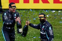 Hamilton dan Bottas Naik Podium di F1 GP Styria 2020, Wolff: Ini Luar Biasa!