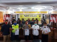 Komplotan Penjual Surat Rapid Tes Palsu Diungkap Polisi