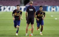 Menyerah Kejar Madrid, Suarez Ingin Barcelona Fokus ke Liga Champions