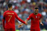 Bruno Fernandes Sebut Cristiano Ronaldo Pemain Komplet