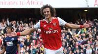 David Luiz Unggah Foto Lucu Van Dijk Usai Arsenal vs Liverpool