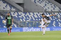 Laga Sassuolo vs Juventus Bikin Cristiano Ronaldo Cetak Catatan Buruk