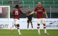 Zlatan Ibrahimovic Marah di Laga Milan vs Parma, Pioli: Itu yang Bikin Kami Menang