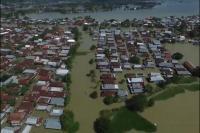 Banjir Wajo Surut Jadi 3 Meter, Warga Masih Butuh Bantuan Sembako