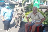 Kehabisan Uang di Bali, Sejumlah WNA Terlunta-lunta Jadi Gelandangan