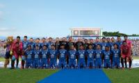 Arema FC Luncurkan Jersey Spesial HUT Ke-33