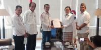 Resmi Didukung Perindo, Maria-Sukur Ingin Kembangkan Wisata & Pertanian Manggarai Barat