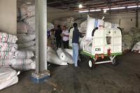Bantuan untuk Korban Banjir Bandang Bolsel Tiba di Manado