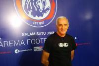Mario Gomez Mundur dari Kursi Kepelatihan Arema FC?