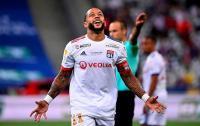 Juventus vs Lyon, Depay Pede Singkirkan si Nyonya Tua