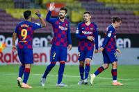 Skuad yang Tipis Jadi Penyebab Barcelona Gagal Juara Liga Spanyol