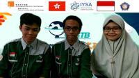 Siswa Madrasah Asal Kediri Juara III Kompetisi Sains di Hong Kong