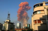 Dua Ledakan Besar Guncang Lebanon, Puluhan Orang Terluka