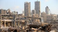 Ledakan Beirut Mungkin Disebabkan Pekerjaan Pemeliharaan di Pelabuhan