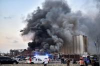 Pemerintah Ucapkan Duka Cita ke Pemerintah Lebanon Terkait Ledakan Beirut