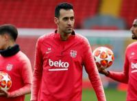 Barcelona vs Napoli, De Jong Komentari Absennya Busquets dan Vidal