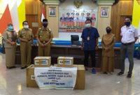 MNC Peduli Salurkan Bantuan APD untuk Faskes dan Institusi di Parepare