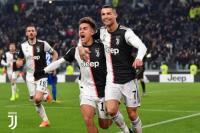 Dybala Jadi Pemain Terbaik Liga Italia 2019-2020, Ronaldo Tersingkir