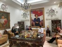 Ini yang Dibahas Megawati dengan Gibran di Teuku Umar