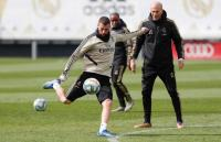 Man City vs Real Madrid, Lescott Minta The Citizens Waspadai Ancaman Benzema