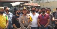 Polisi Ringkus Bandit Narkoba Antarnegara, 10 Karung Isi Sabu 200 Kg Disita