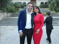 Berasal dari Lebanon, Daniella Semaan Istri Cesc Fabregas Berduka untuk Ledakan Beirut