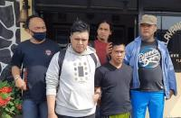 Bacok 5 Pengendara, Ketua Geng Motor Bogor Ditangkap
