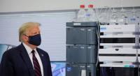 Kaitkan dengan Pilpres, Trump Sebut Vaksin Covid-19 Akan Siap pada November