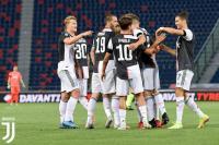 Juventus vs Lyon, Bonucci Bertekad Comeback