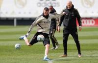 Karim Benzema Disebut Lebih Baik daripada Thierry Henry